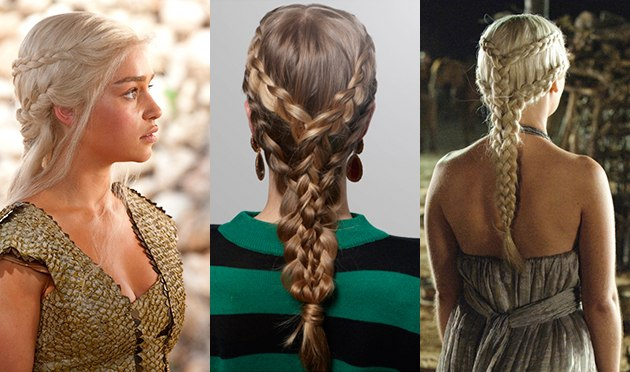 How To Do Khaleesi Game Of Thrones Hair