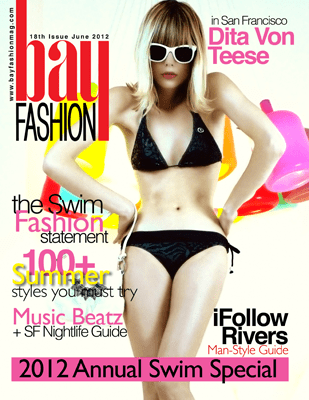 BAYFashion June 2012 Swimsuit Annual