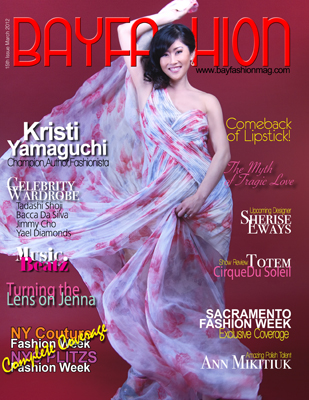 BAYFashion March 2012 – The FASHION WEEK Issue