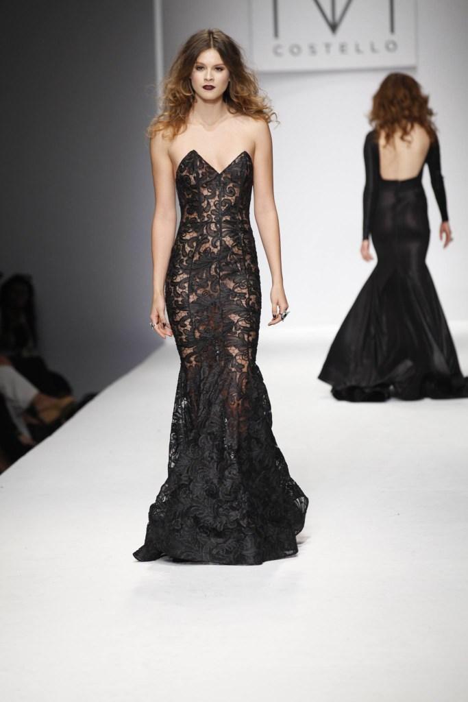 Designer MTCostello at LA Style Fashion Week