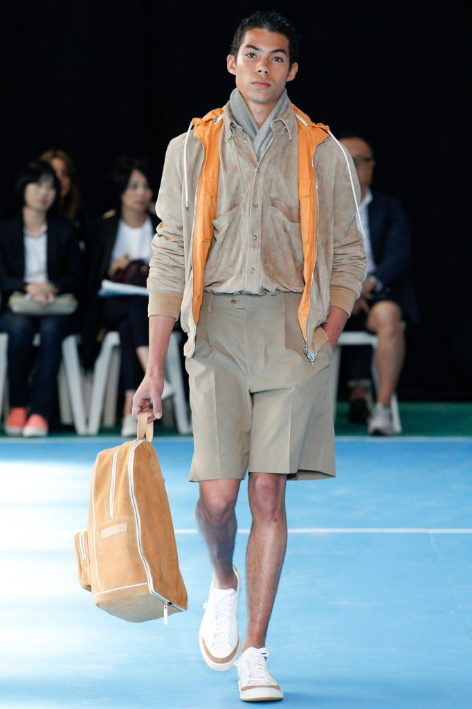 Umit Benan SS15 @ Paris Fashion Week: Men