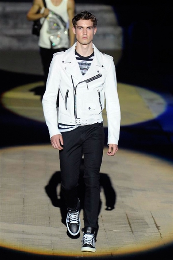 Philipp Plein SS15 @ Milan Fashion Week: Men