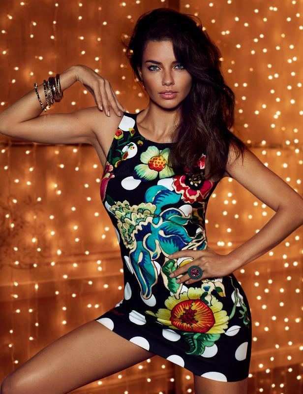 World Exclusive: La Vida es Chula (Life Is Cool) By Adriana Lima
