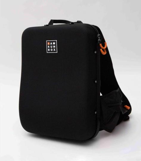 new-main-photo-iamrunbox-backpack-pro-orange-front-rucksack