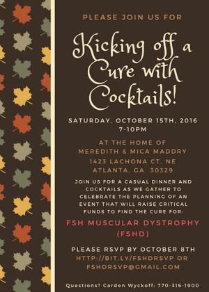 Atlanta Gathering Invitation
