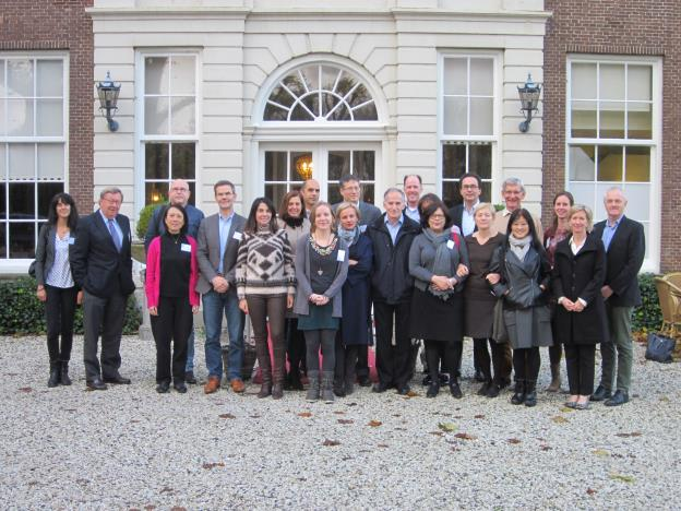 Participants at the ENMC workshop of FSHD registries