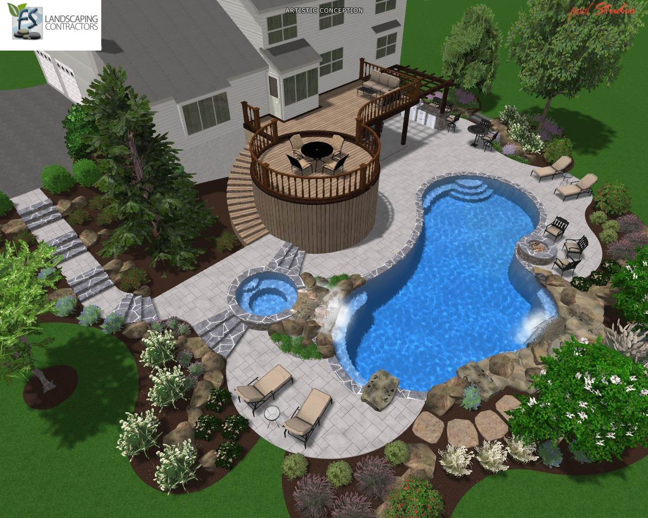 Outdoor Living Ideas On A Budget