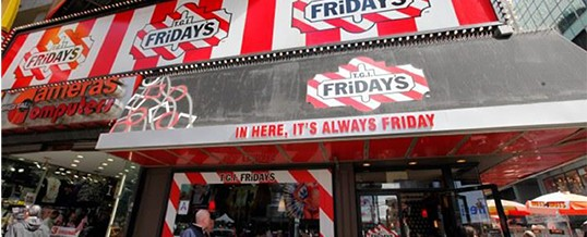 TGI Fridays Case Covered in the NY Post