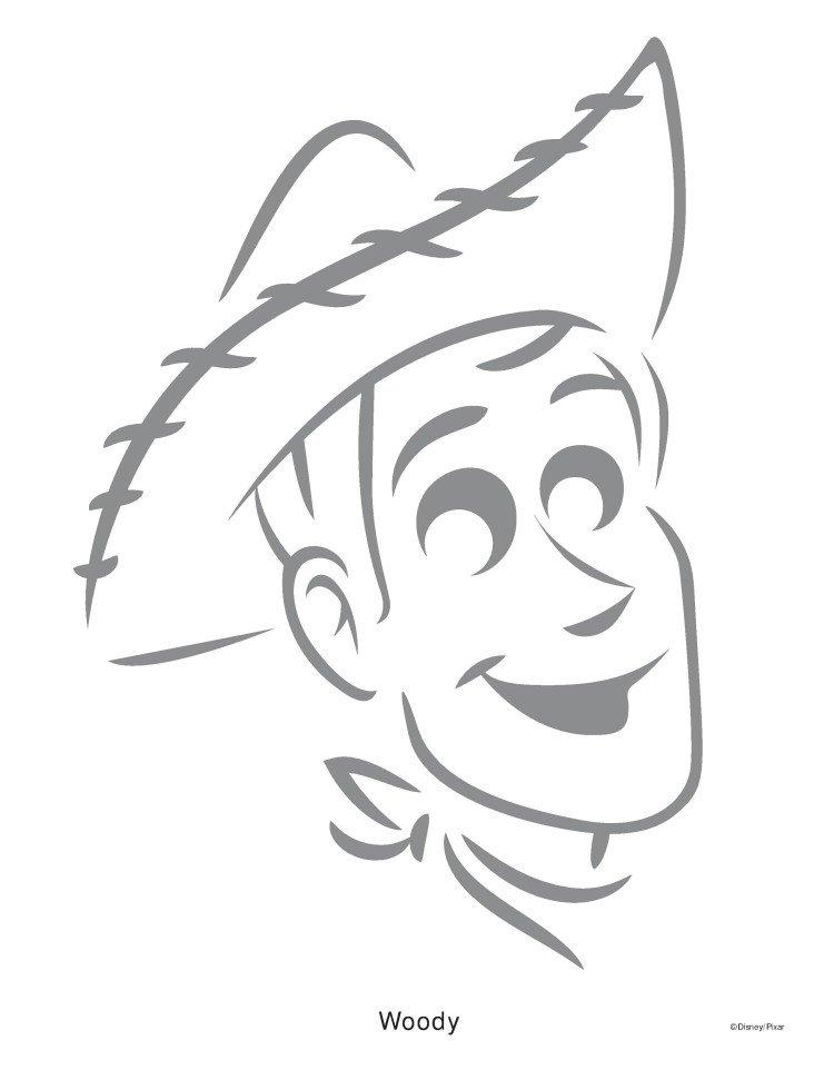 Woody Disney Printables
