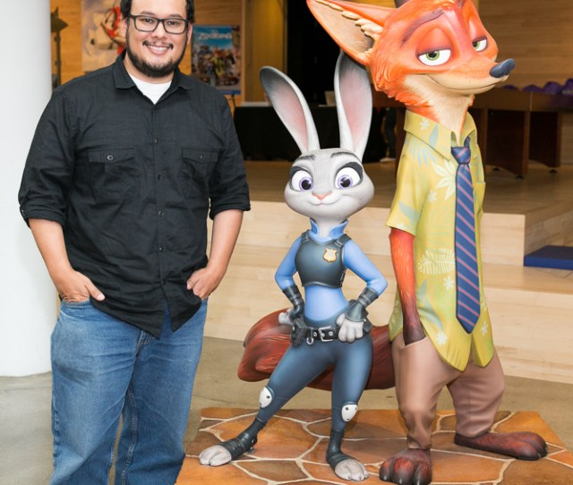 Zootopia In Home Global Press Event