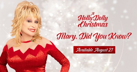 "Dolly Parton Releases ""Mary, Did You Know?"" Ahead of Upcoming Christmas Album"