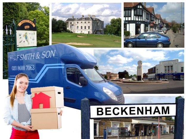 House-Removals-Beckenham