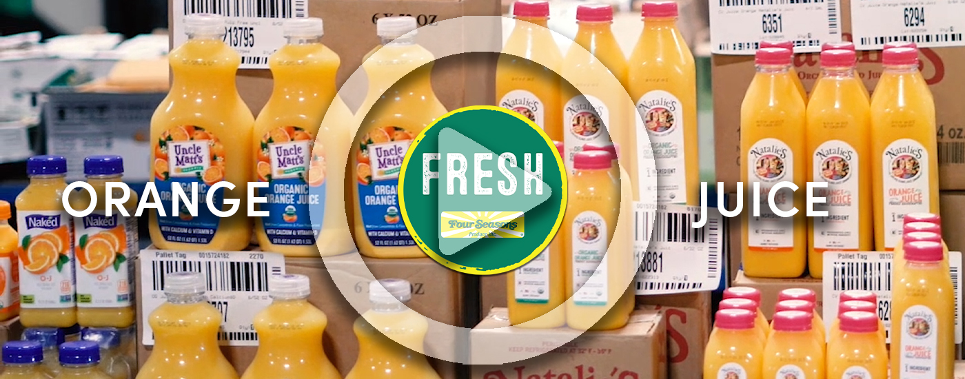 Organic & Fresh Food - Produce Distributors | Four Seasons