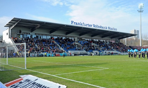 Frankfurter Volksbank steht zum FSV FSV Frankfurt