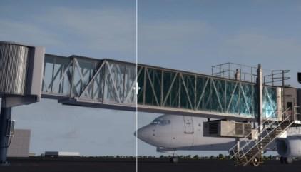Tutorial: Eenvoudig jetways vervangen met GSX Level 2
