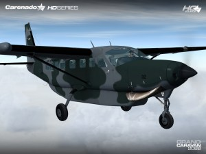 Carenado C208b Grand Caravan Hd Series P3d Fsx  General