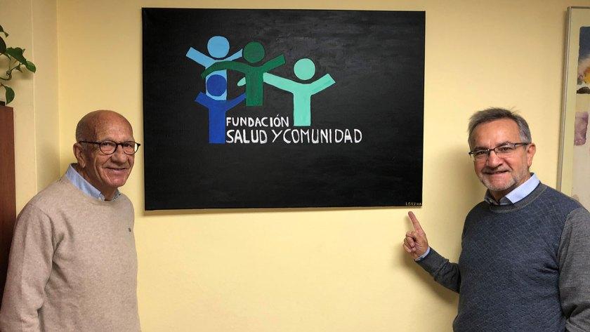 Agradecimiento a la Fundación Salud y Comunidad por la labor realizada en la Residencia de Personas con Diversidad Funcional Relleu