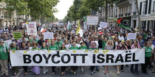 Miles en apoyo al pueblo palestino