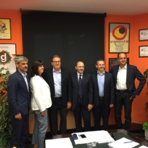 FTA Europe President and Board Members 2017