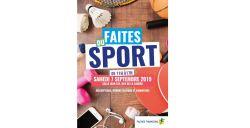 Faîtes du Sport (inscriptions possibles)