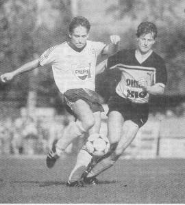 Siófok - Ferencváros: 0-1, Dukon és Szabó
