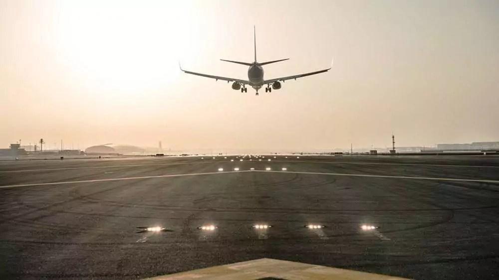 Die südliche Start und Landebahn wird 45 Tage lang erneuert. Foto: Emirates Airlines