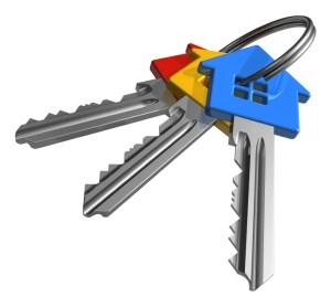 Bunch of color house-shape keys