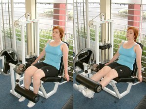 Leg extension machines have less value than you may think!