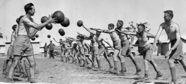 The benefits of medicine ball exercises has a long and popular history!