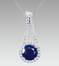 September Floral Jewels™ Birthstone Collection - Sapphire