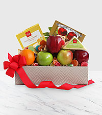 Fruit & Cheese Box
