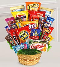 Sweets in Bloom® Snack Attack Baskets