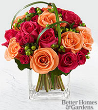 The FTD® Editors' Choice Deep Emotions™ Bouquet by Better Homes and Gardens®