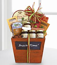 Fall  Snacktime Basket