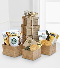 Starbucks® Simply Natural Tower
