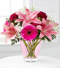 The FTD® Sending Thanks™ Bouquet by Better Homes and Gardens®