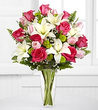 The FTD® Floral Expressions™ Bouquet by Better Homes and Gardens® - VASE INCLUDED