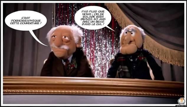 ux muppets-bras dans les fesses