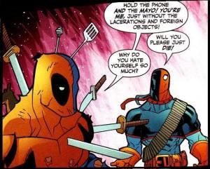 Deadpool_vs_Deathstroke_by_Kravendu