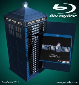 Dr-Who-Tardis-Blu-Ray-DVD-BD-Case-2011-Collectors-Edition-davesgeekyideas