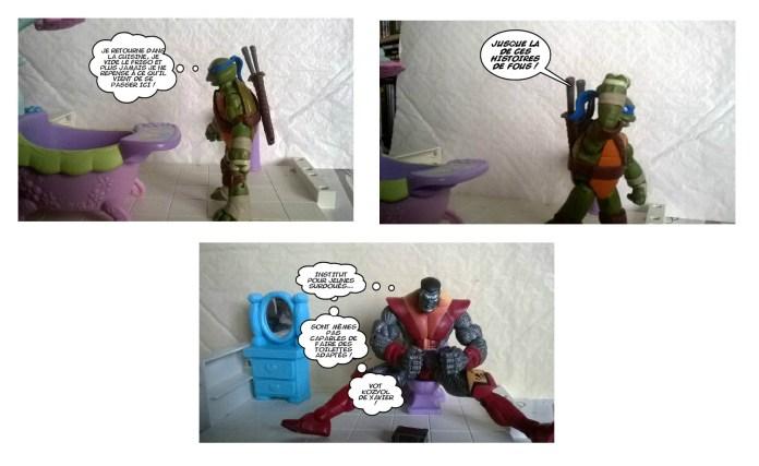 Twisted Mutant Ninja Theatre épisode 4_06