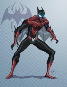 amazing Spider-Bat