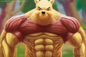 bad_ass_winnie_pooh_by_atomiccircus-d4umaxo