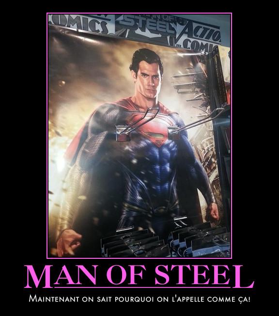 man of steel-automotivator
