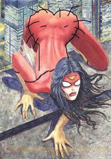 manara_spider-woman-bite