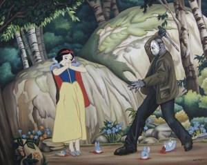 snow white and jason