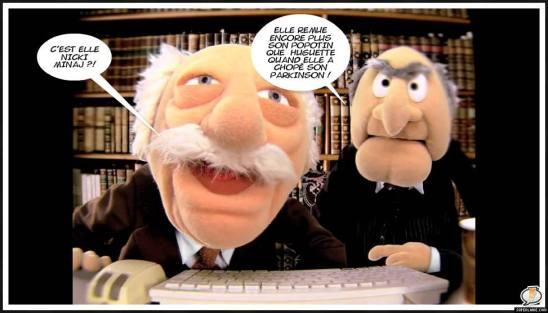 vieux muppets-nicki minaj-fesses