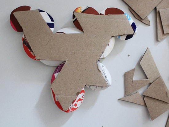 Recycled-Cardboard-Glitter-Necklace-Tutorial5
