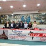 Celebrado el II Congreso de la FTSP-USO Murcia