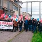 Los trabajadores de Alcor en Sograndio (Asturias) van a la huelga.